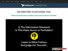 awesome #Freedom Confidential