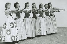 """from """"Seven brides for seven brothers""""."""