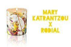 Collab: Mary Katrantzou x Rodial - eVe