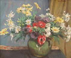 Albert André - 'Bouquet de Fleurs des Champs'