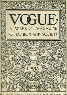 Vintage Vogue cover, pattern, typography, THEN NOW Vogue Vintage, Vintage Vogue Covers, Vintage Fashion, Vintage Glamour, Photografy Art, Josie Loves, Vogue Magazine Covers, The Design Files, Anna Wintour