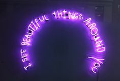 A collection of my favorite neon signs from around the Internet. If you own any of these pictures or know where the signs are located, please send me a message. Picsart, Overlays, Neon Licht, Neon Words, Neon Aesthetic, Dark Purple Aesthetic, Aesthetic Writing, Aesthetic Qoutes, Lavender Aesthetic