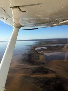 Lake Eyre filling with water January 2, 2016