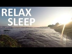 Relaxing Sounds of Waves , Ocean Sounds [ Sleep Music ] - YouTube