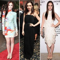 2013 Style Icon: Phoebe Tonkin Lily Collins Allison Williams Photo 2