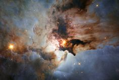 Snapshot: Lagoon Nebula | Air & Space Magazine