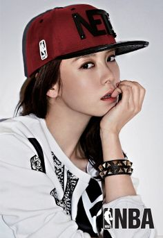 NBA X Song Ji Hyo