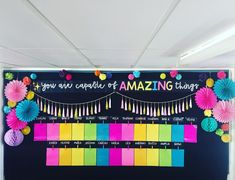 W O W work wall is finally finished 🙌🏻🤩 Second guessing myself that I went way overboard. But deep down my obsession with rainbow heart is LOVING it 💙 Can't wait to display all our AMAZING work on it! Classroom Board, 4th Grade Classroom, Classroom Setup, Classroom Design, Classroom Displays, Kindergarten Classroom, Future Classroom, Classroom Organization, Classroom Wall Decor