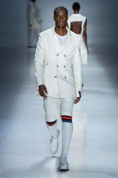 Alexandre Herchcovitch SpringSummer 2014 Collection - Sao Paulo Fashion Week - DerriuspierreCom