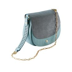 Bags Calm Saddle 💙 Çmimi Euro by Day Bag, Petite Size, Girls Accessories, Metal Chain, Party Fashion, Saddle Bags, Atlanta, Models, How To Wear