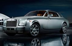 Rolls-Royce debuts Phantom Coupe Aviator Collection at Pebble Beach