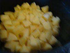 Pommes de terre écrasées  !!!cookeo