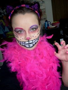73 Best Cat Face Painting images   Cat face, Kitty face ...