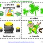 Spanish St. Patrick's Day Booklets - El Dia de San Patricio - Students first read and cut out the Spanish St. Patrick's Day booklet that contains t...