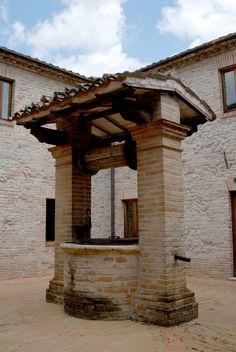 Convento dei Cappuccini chiostro #marcafermana #amandola #fermo #marche