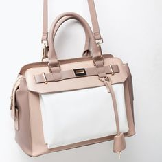 Zara combination city bag