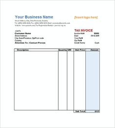 Bill Formats In Word Magnificent Free Standard Invoice Templates Uk  Standard Invoice Template .