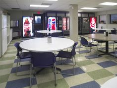 break room ideas | ... rooms in plant offices portable buildings modular offices break rooms