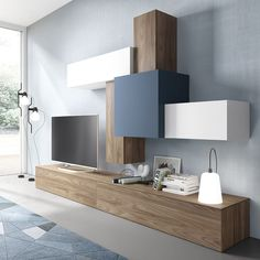 Aparador y mueble de salón moderno MSA016 | Muebles Lara