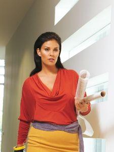 burda style: Plus - Shirts - Langarm-Shirts - Shirt - Plus - Wasserfallkragen