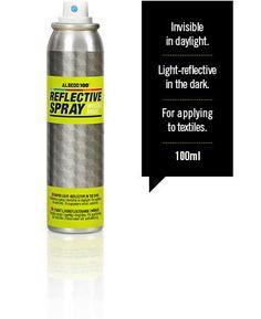 Albedo100 Invisible Bright Reflective Spray