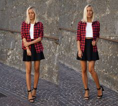 More looks by Janine: http://lb.nu/joliejanine  #casual #chic #street