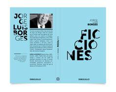 By Jorge Luis Borges, Ficciones, Via Behance