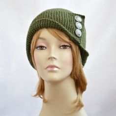 47a63cd6f3a Hat Knitting Pattern    Robin Hood Hat Pattern