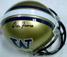 Don James guided his Washington teams to the national championship in 1991, six Rose Bowls (4 wins, 2 losses), an Orange Bowl title in 1985 and fifteen bowl games (10 wins, 5 losses) in eighteen years. In all, James compiled a 153-57-2 record, including a then conference record 99 wins in Pac-10 conference play. Washington won 22 straight games from 1990-1992. He was named national college coach of the year in 1984 and 1991.
