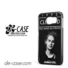 Clifford You Make Me Strong For Samsung Galaxy S6 Samsung Galaxy S6 Edge Samsung Galaxy S6 Edge Plus Case Phone Case Gift Present YO