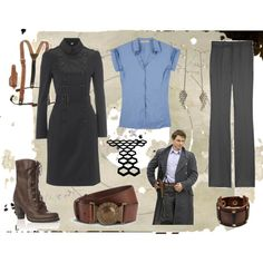 Jane Harkness, created by iscottedit on Polyvore