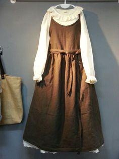 Hijab Dress, Hijab Outfit, Dress Outfits, Hijab Fashion, Fashion Dresses, Boho Fashion, Fashion Design, Womens Fashion, Boho Style Dresses