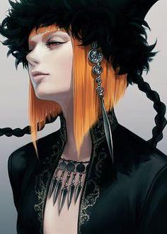 Character Inspiration, Character Art, Arte Fashion, Drawn Art, Portraits, Animation, Manga Comics, Fantasy Girl, Fantasy Women