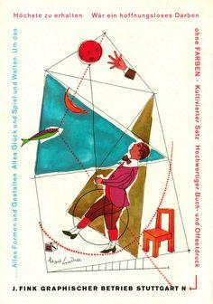 Richard Lindner Illustration   by sandiv999