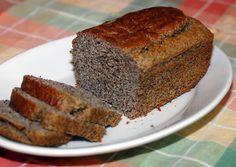 Dark Rye Bread | Elana's Pantry