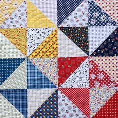 Five free quilt projects featuring Amy Smart& Gingham Girls fabric collection from Penny Rose Fabrics - including one from Jenny Doan! Quilting For Beginners, Quilting Tips, Quilting Tutorials, Machine Quilting, Quilting Projects, Sewing Projects, Scrappy Quilts, Easy Quilts, Bed Quilts