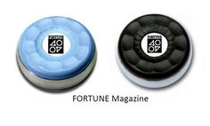 Custom Table Shuffleboard Puck Weights Made for Fortune Magazine!