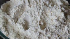 make self-rising flour   1 cup all-purpose flour 1/2 teaspoon salt 1 1/2 teaspoons baking powder