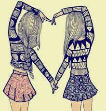 Ter amigos é uma necessidade na vida !!
