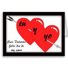 happy valentine spanish