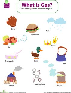 the nature of matter worksheet