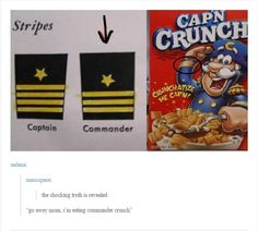 commander crunch