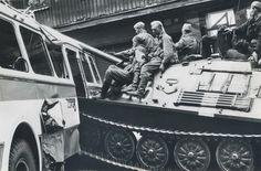 * Prague Spring, Praha, August 21, Czech Republic, Military Vehicles, Monster Trucks, History, Retro, Photos