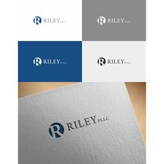 Riley PLLC - Design logo/artwork for new Seattle law firm Business law...