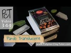 Pardo Translucent Professional Art Clay Review