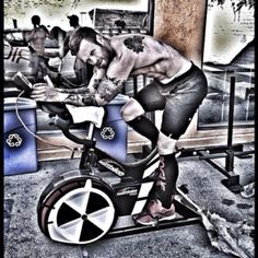 My Dream: get to a Bob Harper spinning class!