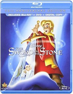 Ricky Sorenson & Karl Swenson & Wolfgang Reitherman-The Sword in the Stone