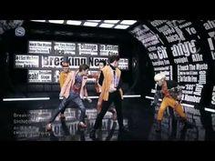 SHINee- Breaking News [Music Video Full Version] - YouTube