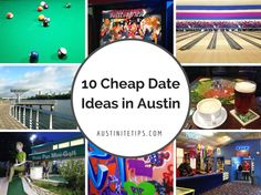 Austinite Tips | 10 Cheap Date Ideas in Austin – For $10 or Less | http://austinitetips.com