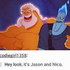 Jason and Nico